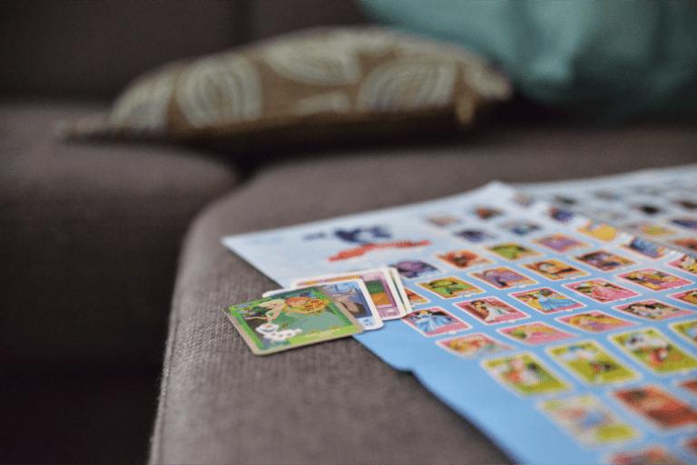 Disney Collect Spielkarten