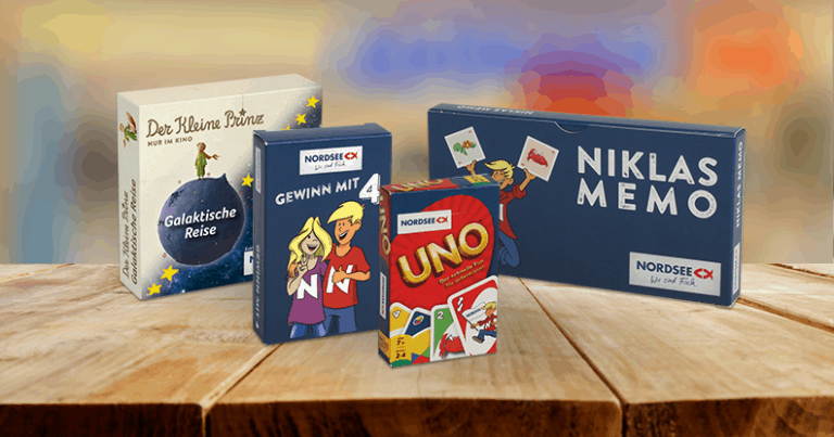 Referenzen Nordsee mehrere Spiele ASS Altenburger