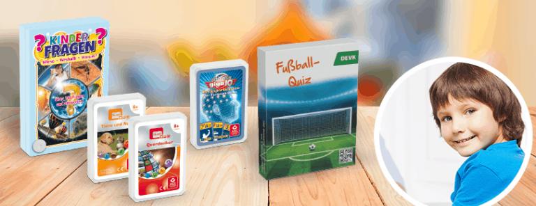 Kinderspiele Quiz Fußball Tiere Kinderfragen