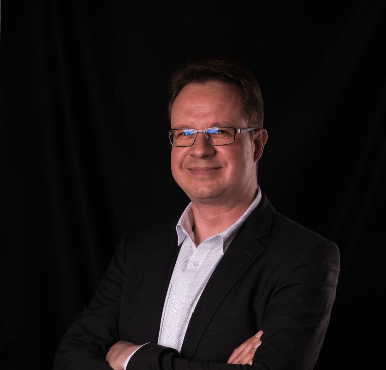 Portrait Foto Dirk Meineck ASS Altenburger - Sales Manager Games Manufacturing Services