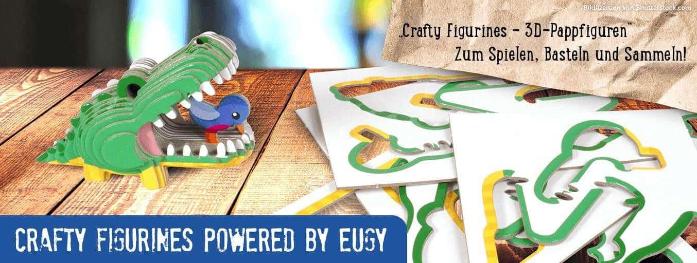 CraftyFigurines - Spielzeug aus Papier - Powered by EUGY   Paper World