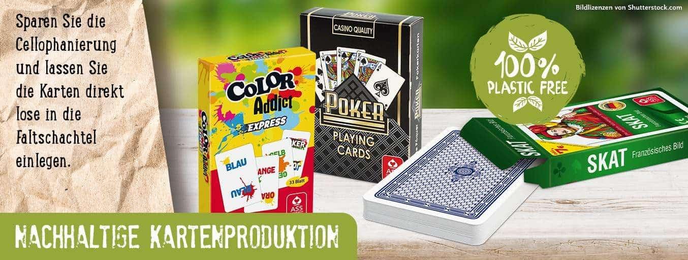 Nachhaltigkeit - Spielzeug aus Papier - Nachhaltige Kartenproduktion   Paper World