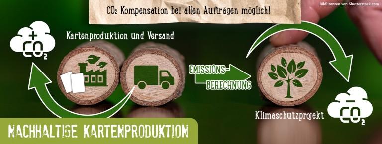 Nachhaltigkeit - Spielzeug aus Papier - CO2 Kompensation   Paper World